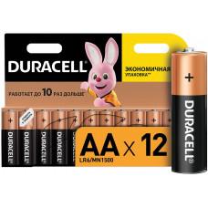 Батарейки мизинчиковые Duracell AA