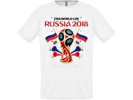 Футболки для чемпионата мира по футболу 2018